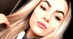 Jasmine Schofield quedó con las cabeza a la miseria después de una teñida de cabello.