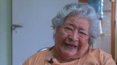 Entre la cordillera y el valle. Trinidad Toro celebró 102 años de vida y contó sus vivencias