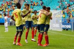 Colombia venció a Paraguay y pasó invicta a la siguiente ronda.