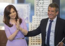 Cristina Kirchner no fue a Tribunales y se reunió con Sergio Urribarri.