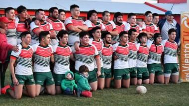 Portugués se coronó en el torneo Oficial de la Unión de Rugby Austral.