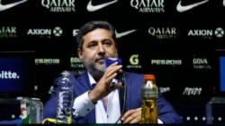 Daniel Angelici dio detalles del mercado de pases de Boca.