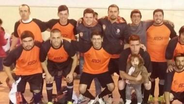 Formación de Tizi FC. El equipo de telsen tendrá la posibilidad de medirse ante la Selección Argentina Sub 20.