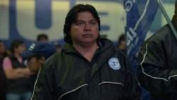 Daniel Ruiz es dirigente petrolero y del PSTU
