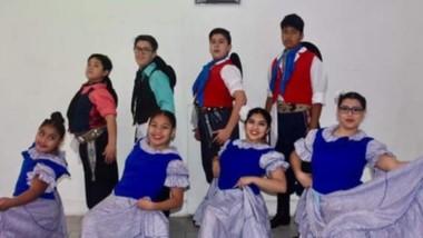 """""""Los Infernales de Ayún Mapú"""", conjunto de Danzas Folklóricas y Tango serán parte del gran espectáculo."""
