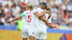 Inglaterra, que apenas pudo vencer 1-0 a Argentina en la fase de grupos, se metió entre las cuatro mejores Selecciones del Mundial