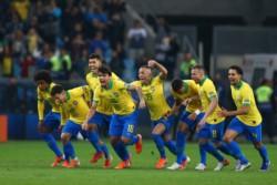 Brasil vuelve a las semifinales de la Copa América por primera vez desde 2007.