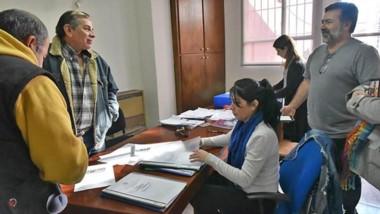 El Tribunal Electoral Municipal dio cuenta de la cantidad de alternativas con las que contará Rawson.