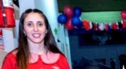 Florencia Sanguinetti, la maestra jardinera acusada por los padres de los menores.