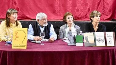 En la ocasión se presentaron obras de Jorge Servent y Anna Martelli.