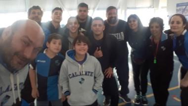 Calafate RC es parte de las prácticas del rugby en las escuelas.