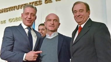 Reemplazo. Tarrío asumió en lugar de Garzonio, que tiene asegurado un lugar como Contador General.