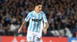 Racing rechazó una oferta del Porto por Saravia y espera una mejora..