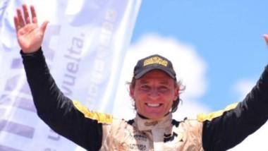 El piloto Omar Kovacevich no es parte de la organización del Rally de Esquel ni tampoco en la competencia.