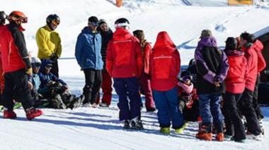 A la espera. Hay expectativa de que esquiadores brasileños puedan llegar a la zona para disfrutar de los atractivos turísticos locales.