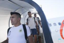 Control antidoping sorpresa a la selección argentina apenas llegó a Belo Horizonte.