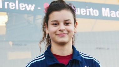 Abril Girandi comienza esta semana con su prueba en la Selección Argentina Sub 17 femenina, en AFA.