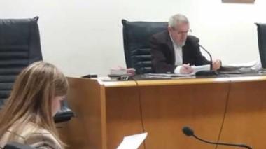 MIguel Caviglia fue el juez que subroga la causa de la muerte de Oviedo.