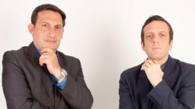 Kablan y Sztajnszrajber, reconocidos periodistas de policiales.