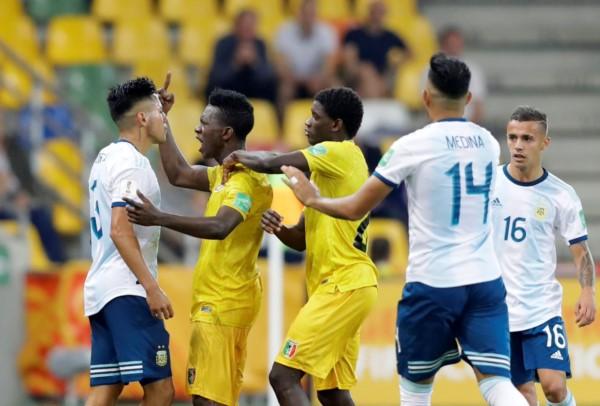 No hay caso con los penales: Argentina quedó fuera del Mundial Sub 20 ante Mali.