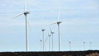 La firma Flex –wind capacita mano de obra local  para sus proyectos.