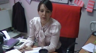 Griselda Encina. Fiscal del caso.