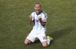 Javier Mascherano vuelve a la selección argentina. Es uno de los tres mayores elegidos por Fernando Batista para los Juegos Panamericanos.