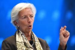 Así lo consideró la directora ejecutiva del Fondo, Christine Lagarde.