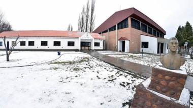 Nieve. La actividad se realizará en la Escuela 780 de Gualjaina.
