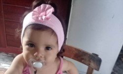 Sofía Quintana, víctima de abuso, según determinaron los forenses.