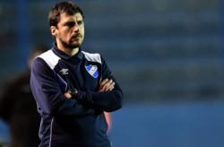 El charrúa de 40 años inició su carrera en 2016 como técnico en Nacional, único club que dirigió. Se consagró campeón dos veces.