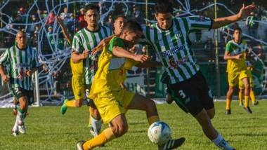 El clásico entre Germinal y La Ribera se jugará mañana a las 15.30 hs.