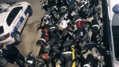 Crece la cifra de motos secuestradas en los controles preventivos.