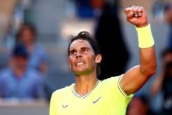 Rafa Nadal sigue haciendo historia y alcanza su 12ª final de Roland arros tras otro triunfo genial ante Federer.