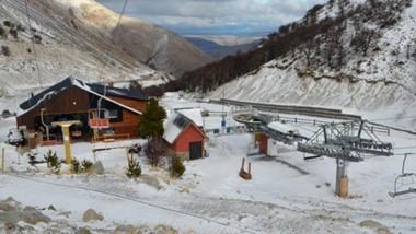 El centro de esquí. Tras la nueva concesión y con el corredor de Los Andes entre Río Negro y Chubut, están volcadas todas las expectativas para una buena temporada de la Cordillera.