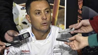 El reconocido chef, Gustavo Rapretti, será el representante madrynense en la competencia nacional.