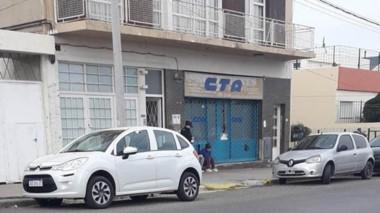 El sitio del hecho fue verificado incluso por personal de Camuzzi gas del Sur y luego por peritos policiales.