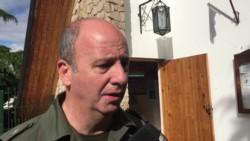Comandante Darío Pellerano (imagen youtube)