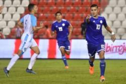 Con goles de Gustavo Gómez y Derlis González, Paraguay derrotó 2-0 a Guatemala.