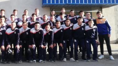 Chicos de las categorías 2002/03/04 de la CAI de Comodoro se prueban con Racing, San Lorenzo, Boca y Vélez.