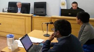 Audiencia. Fidel González enfrenta el juzgamiento por los hechos ocurridos en agosto del año pasado.