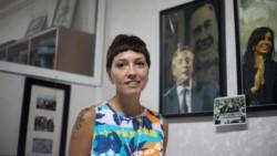 """Mayra Mendoza cruzó a Martha Pelloni por la denuncia contra La Cámpora: """"Es extraño que no hable de la crisis""""."""