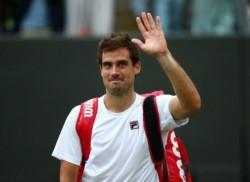 Guido Pella se va de Wimbledon con grandes sensaciones, las mejores de su carrera.