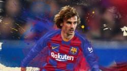 El francés Antoine Griezmann ficha por el FC Barcelona hasta 2024.