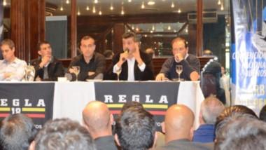 Sergio Pezzotta brindará capacitación arbitral dirigida a los referís de la región el próximo martes.