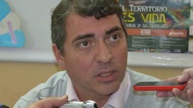 El ministro Leonardo De Bella volverá esta semana a Esquel.