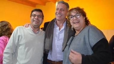 El gobernador ratificó el apoyo para la fórmula de Buzzi y Cocha en Comodoro Rivadavia.
