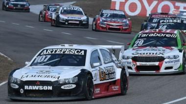 El capitalino Lucas Valle corrió las 2 finales en el autódromo de Salta.
