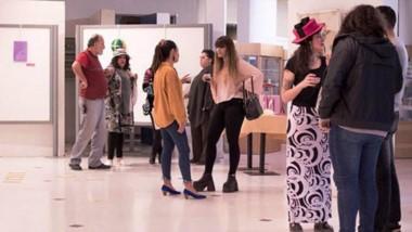 Salón Provincial de Artes Plásticas 2019. Invitan a los artistas a participar del evento.