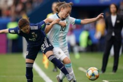A Banini, la 10 que la rompió en el Mundial, la dejaron afuera de los Panamericanos por reclamar mejoras y crecimiento en el fútbol femenino.